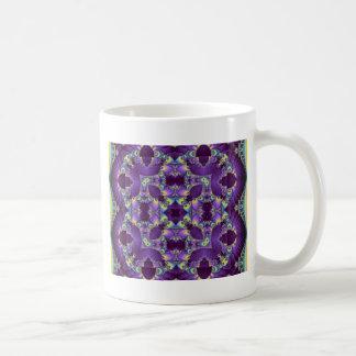 Kaleidoscope Kreations Elektrik Sky No.1 Classic White Coffee Mug
