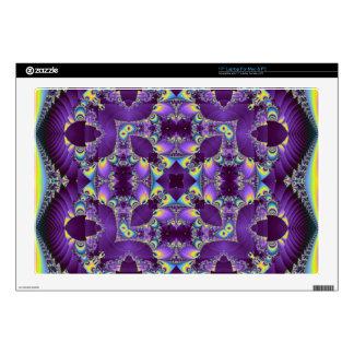 Kaleidoscope Kreations Elektrik Sky No.1 Skins For Laptops