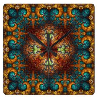 Kaleidoscope Kreations F412 Clock