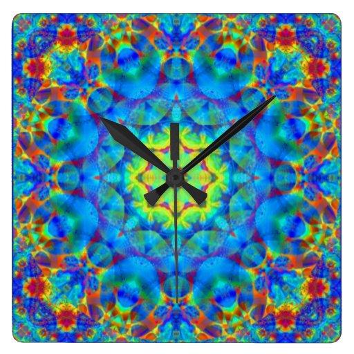 Kaleidoscope Kreations FFK4 Clock