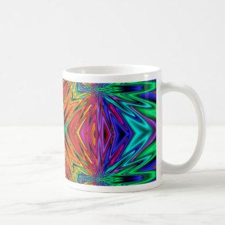 Kaleidoscope Kreations Flashing Fractal No1 Coffee Mug