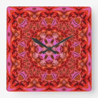 Kaleidoscope Kreations FR4 Clock