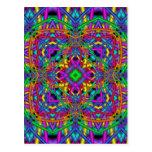 Kaleidoscope Kreations Fun Fractals No 1 Postcard