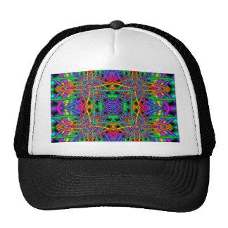 Kaleidoscope Kreations Fun Fractals No 2 Trucker Hat