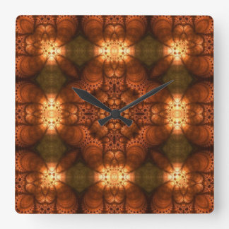 Kaleidoscope Kreations Ginger Nut Clock
