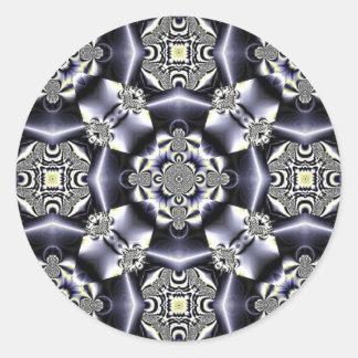 Kaleidoscope Kreations KAL107 Stickers (Customise) Round Sticker