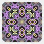 Kaleidoscope Kreations Lemon & Lilac No 1 Stickers