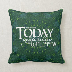 Kaleidoscope Kreations LOVE Verse Pillow