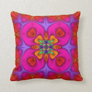 Kaleidoscope Kreations Neon Pillow No 4