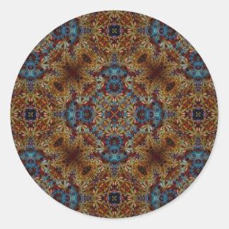 Kaleidoscope Kreations PE522 Stickers (Customise) Round Sticker