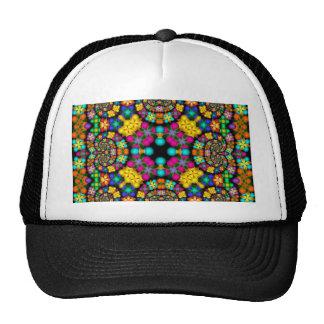 Kaleidoscope Kreations Precious Petals No 3 Trucker Hat