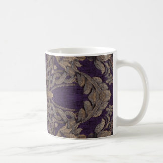 Kaleidoscope Kreations Purple & Gold 1 Coffee Mug