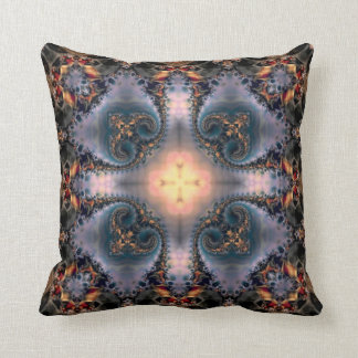 Kaleidoscope Kreations Square Mandala 209 Pillow