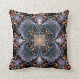Kaleidoscope Kreations Square Mandala 211Pillow Throw Pillow