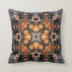 Kaleidoscope Kreations Square Mandala 214 Pillow