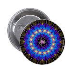 Kaleidoscope Kreations Starburst 1 Button