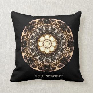 Kaleidoscope Kreations Sunset Silhouette Pillow