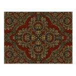 Kaleidoscope Kreations Tapestry 1 Postcard