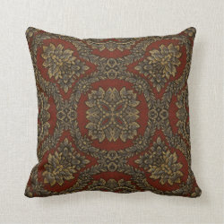 Kaleidoscope Kreations Tapestry 2 Pillow