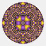 Kaleidoscope Kreations Twizzler No 2 Classic Round Sticker
