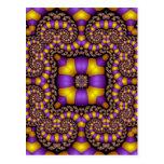 Kaleidoscope Kreations Twizzler No 2 Postcard