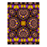 Kaleidoscope Kreations Twizzler No 4 Postcard