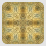 Kaleidoscope Kreations Vintage Baroque 4 Square Stickers