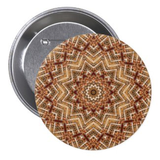 Kaleidoscope Light Brown Star
