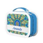kaleidoscope lunchbox