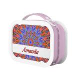 kaleidoscope lunchboxes