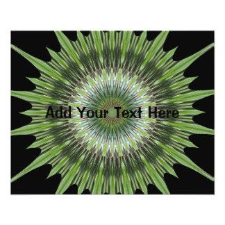 Kaleidoscope Mandala Art Flyer