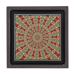 Kaleidoscope mandala  gift box 3x3