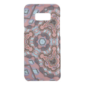 Kaleidoscope Mandala in Slovenia: Escher Pattern Uncommon Samsung Galaxy S8+ Case