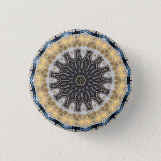 Kaleidoscope Mandala in Vienna: Pattern 220.10 Button