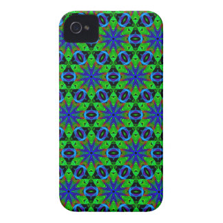 Kaleidoscope Meets Spirograph Intricate Intrigues iPhone 4 Cover