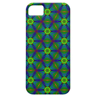 Kaleidoscope Meets Spirograph Starry Dreams iPhone SE/5/5s Case