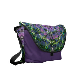 Kaleidoscope Messenger Bag #2
