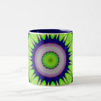 Kaleidoscope Morpho Butterflies II Mug
