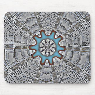 kaleidoscope mouse mouse pad