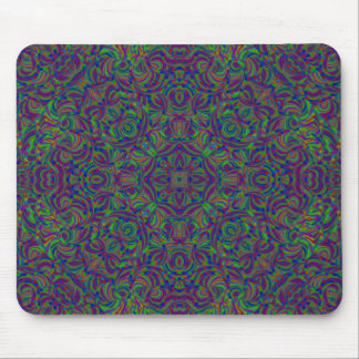 Kaleidoscope Mouse Pad