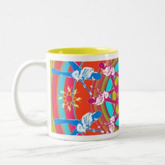 """""""Kaleidoscope"""" Mug"""