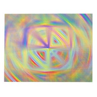 Kaleidoscope Notepad