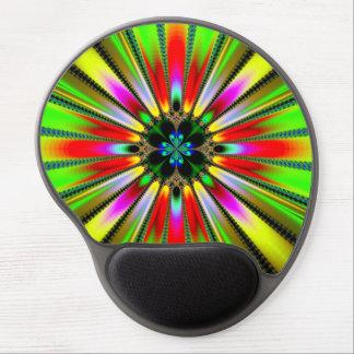 Kaleidoscope of Brightness Gel Mouse Pad