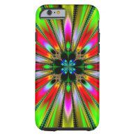 Kaleidoscope of Brightness iPhone 6 Case