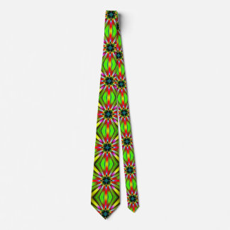 Kaleidoscope of Color Design Tie
