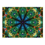 Kaleidoscope of Colors Postcards