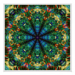 Kaleidoscope of Colors Posters