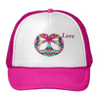 Kaleidoscope Of The Heart Trucker Hat