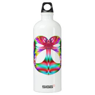 Kaleidoscope Of The Heart Water Bottle