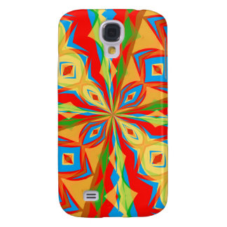 Kaleidoscope on Samsung Galaxy S4 Barely There Cas Samsung S4 Case